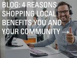 4 reasons shopping local benefits you and your community