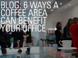 6 Ways A Coffee Area Can Benefit Your Office