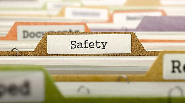 Distribute Safety Awareness Materials. Safety Awareness Month Ideas for an Office.