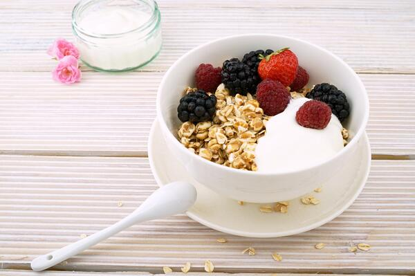 Granola. 7 Brain Foods to Help You Focus and Boost Productivity this Summer