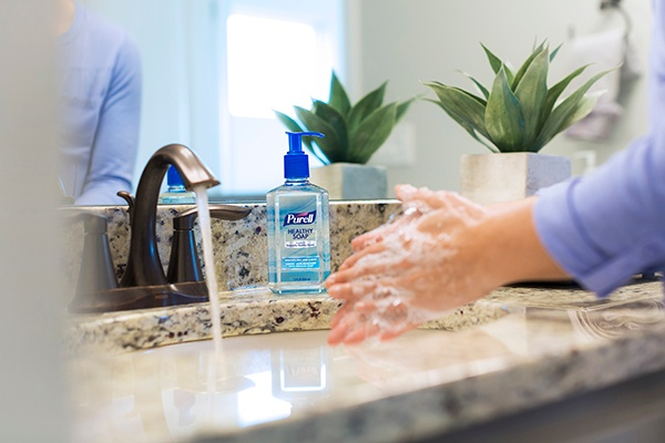 Hand Hygiene An effective First Line of Defense Against Germs