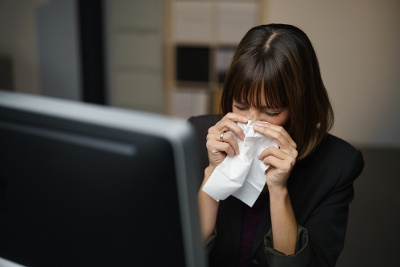 cover your cough and sneeze fight the spread of the flu