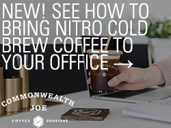 See How to Bring Nitro Cold Brew Coffee to Your Office