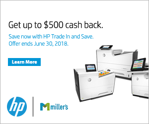 Get up to $500 cash back. Save now with HP Trade In and Save Offer ends June, 2018. Terms and Conditions Apply.