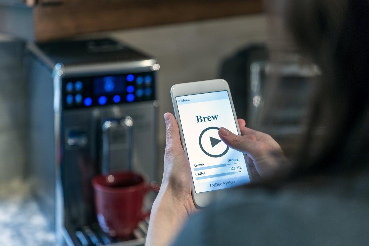Millers blog coffee app brewing