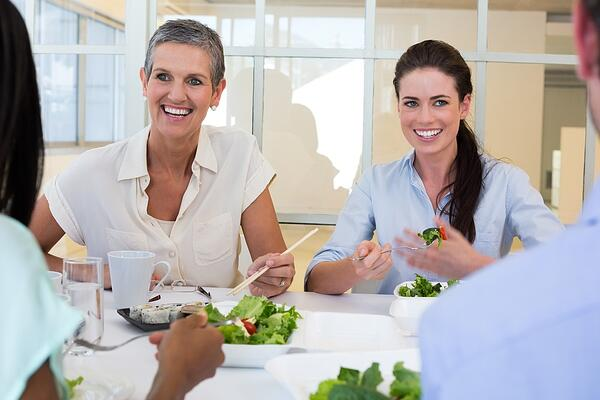 Don't forget to take lunch breaks. Tips to help you return back to work after vacation.