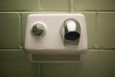 blog hand dryer