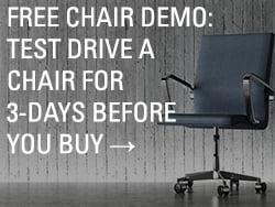 free chair demo test drive a chair