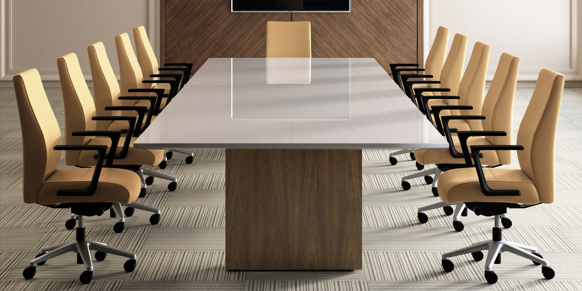 SitOnIt Seating is available for your Executive Conference Room  or Board Room. Learn about our chair demo program.